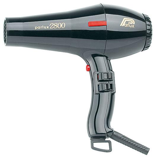 Профессиональный фен Parlux 2800 Black (черный)