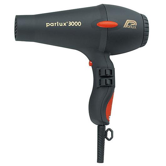 Фен Parlux 3000 Soft Touch Black (черный)