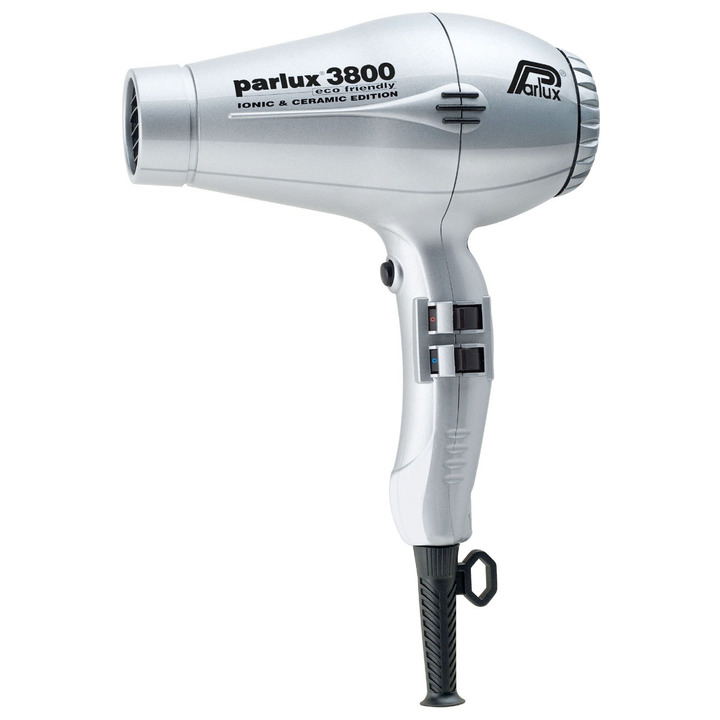 Фен Parlux 3800 Eco Friendly Silver (серебряный)