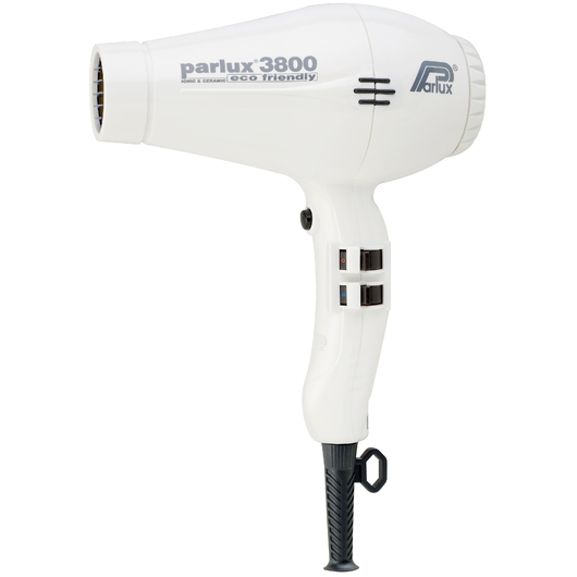 Фен Parlux 3800 Eco Friendly White (белый)