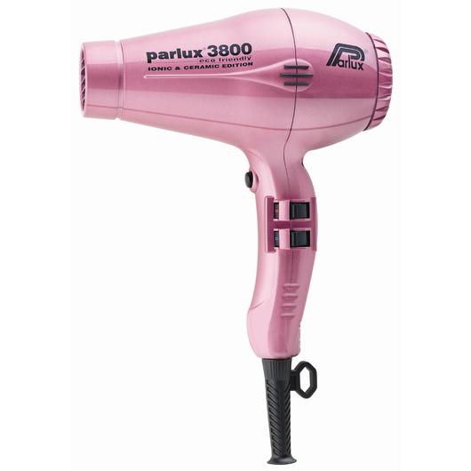 Фен Parlux 3800 Eco Friendly Pink (розовый)