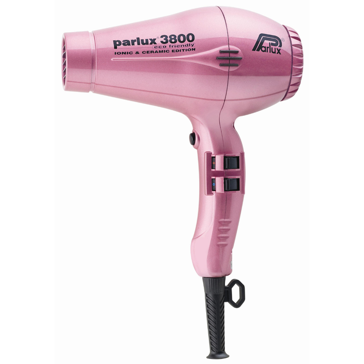 Фен Parlux 3800 Eco Friendly Pink (розовый)