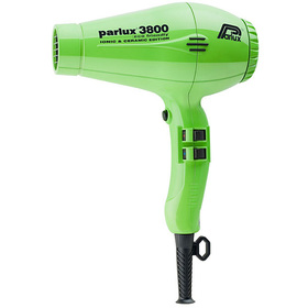 Фен Parlux 3800 Eco Friendly Green (зеленый)