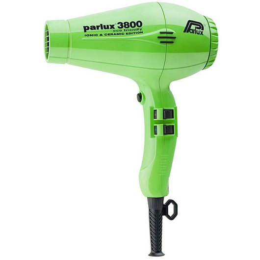 Фен Parlux 3800 Eco Friendly Green (зеленый)