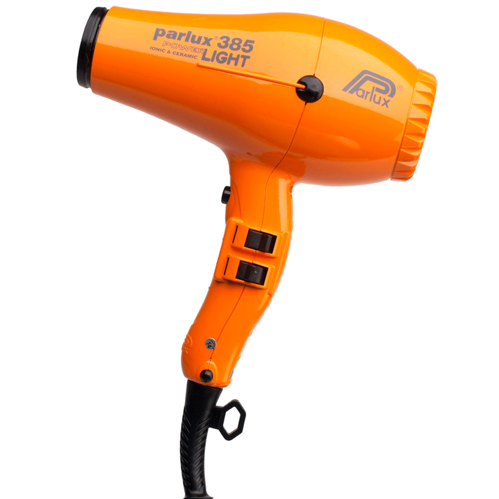 Фен Parlux 385 Powerlight Orange (оранжевый)