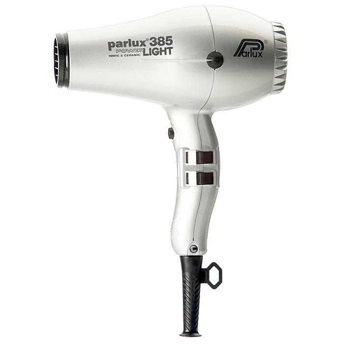 Фен Parlux 385 Powerlight Silver (серебристый)