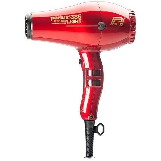 Фен Parlux 385 Powerlight Red (красный)