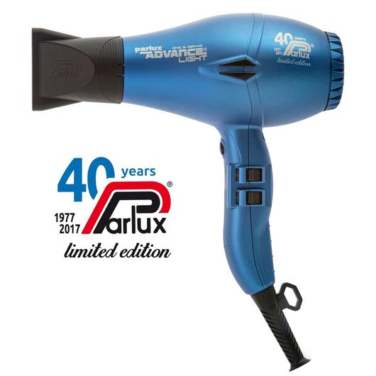 Фен Parlux Advance Matt Blue Limited Edition.