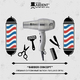 Parlux Ardent Barber Concept